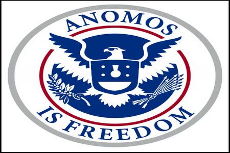 Anomos file sharing P2P logo