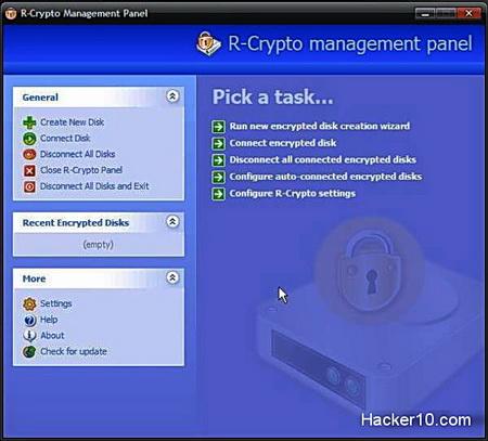 R-Crypto Data Security