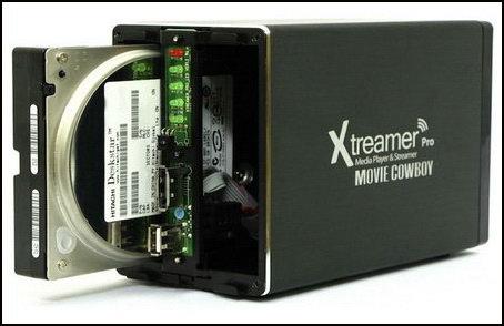 Network Attached Storage device (NAS)