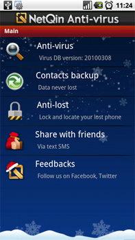 NetQin smartphone antivirus