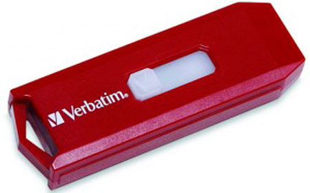Verbatim Store-n-Go hardware encrypted USB flashdrive