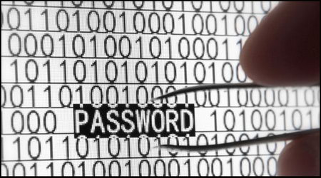 Wiretapping VoIP password