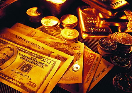 Gold treasure legacy