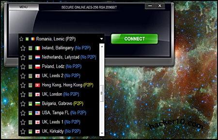 Offshore VPN provider VPN4All