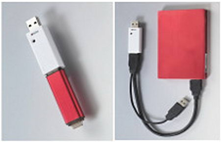 Enova Enigma USB encryption dongle