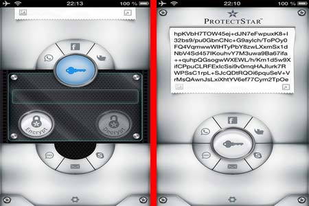 iCrypter Apple iOS encryption