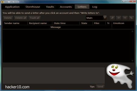 P2P encrypted messenger Vela